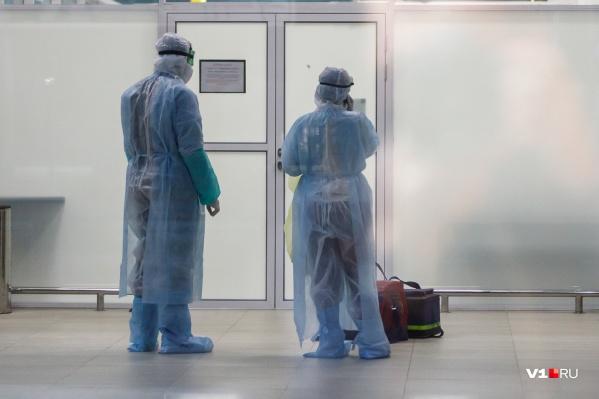 По официальным данным, коронавирусом в Ярославской области уже заболели более трёх тысяч человек