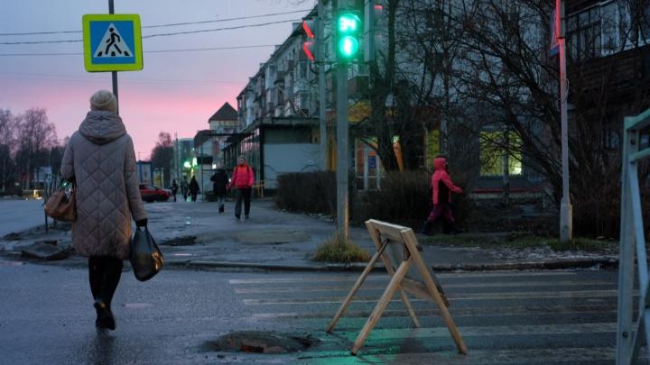Архангелогородец составил список самых опасных мест для пешеходов в Архангельске: согласны или нет?