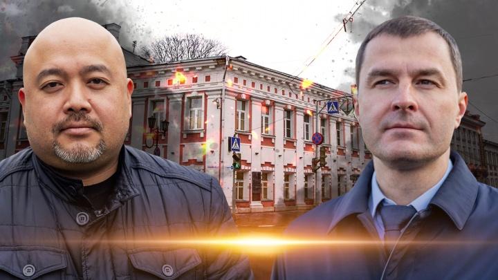 «И вы после этого мэр?»: дорожный активист обвинил главу Ярославля в несправедливом отношении к людям