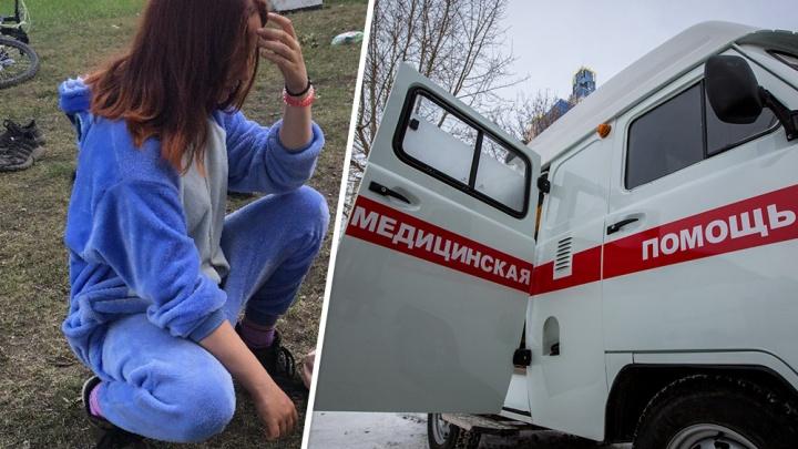 «Они там пыхали газ»: знакомые погибшей 13-летней школьницы рассказали, что было перед её смертью