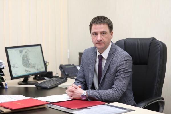 Александр Гурьев с 2018 года руководил МУП «Горсвет»