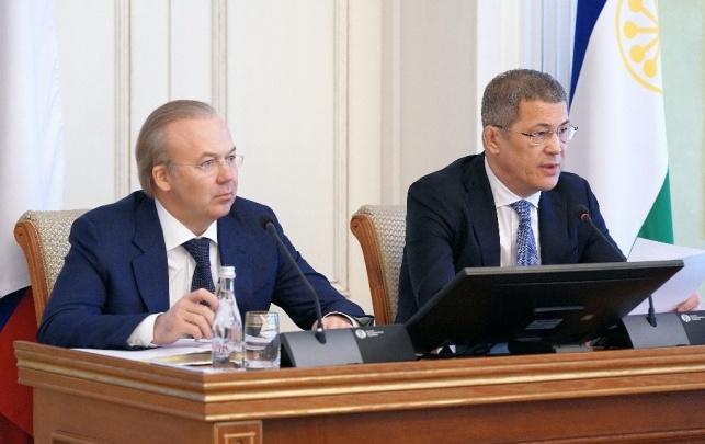 Премьер-министр Башкирии — о Радии Хабирове: «Я внешне в нем сразу увидел лидера»