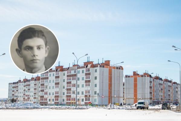 Имя Ефима Литвиновского увековечат в Южном городе
