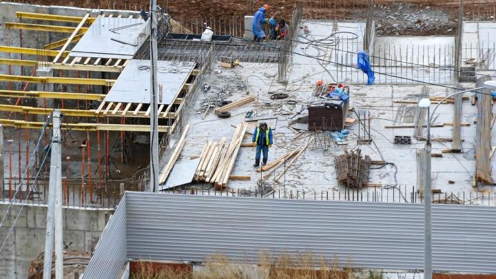 Два детских сада построят в Ленинском районе. Их должны сдать уже в следующем году