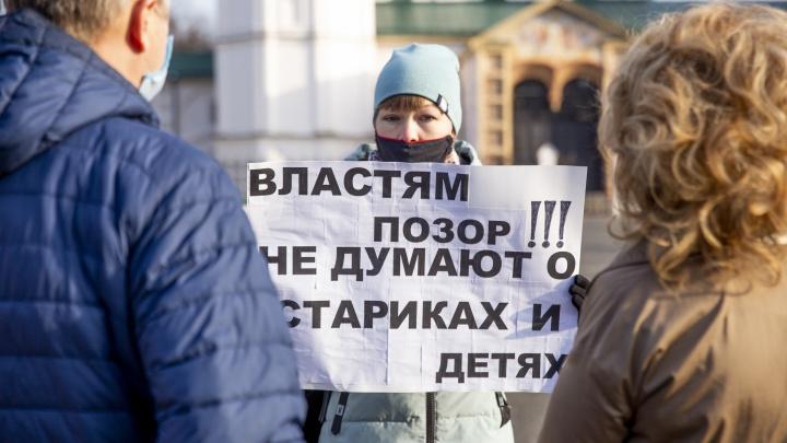 «Зачем вы треплете нервы?»: о чём говорили с чиновниками жильцы взорвавшегося в Ярославле дома