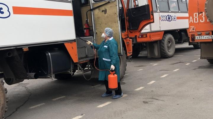 Транспорт ООО «АТУ» перевели на круглосуточный режим работы