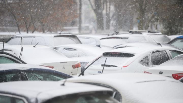 Гололед заставил перекрыть две трассы в Ростовской области