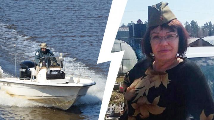 «Вся нога была в крови»: на Урале женщина попала под моторную лодку во время купания