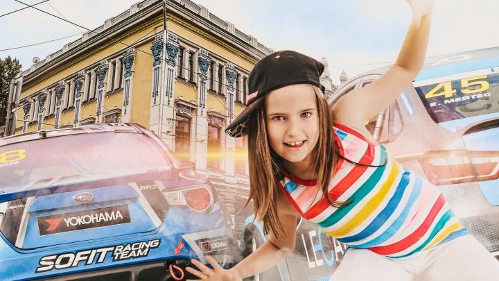 Выходные в Нижнем Новгороде: ретроспективные кинопоказы, русские гонки и Всемирный день чистоты