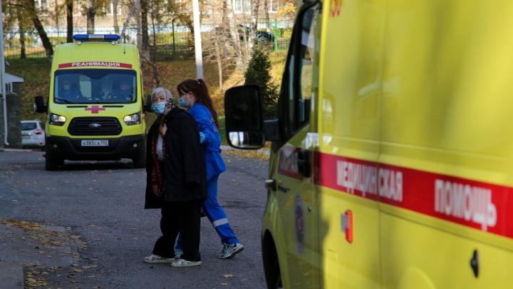 В Башкирии пациентов с коронавирусом будут отправлять домой, чтобы освободить места в больницах