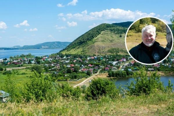 Александр Губернаторов много лет руководил заповедником «Самарская Лука»