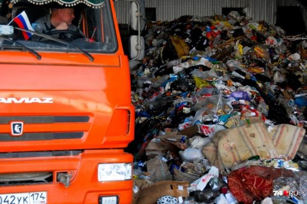 Пока полигон в Чишме не построят, все отходы будут свозить в Полетаево