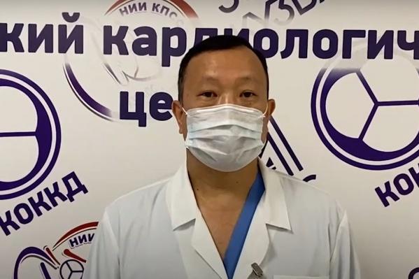 Станислав Тен рассказал, что «постковидный» синдром встречается у пациентов, которых выписали из стационара