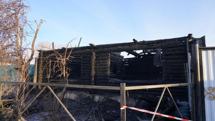 Силовики задержали директора сгоревшего дома престарелых в Башкирии, где погибли 11 человек