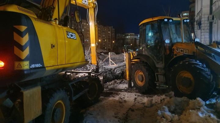 «РВК-Архангельск» просит жителей города сделать запас воды