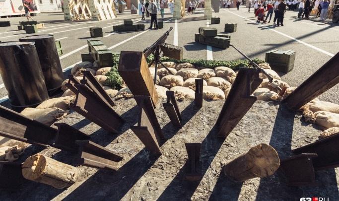 Музей под открытым небом на площади Куйбышева заявили на конкурс АСИ