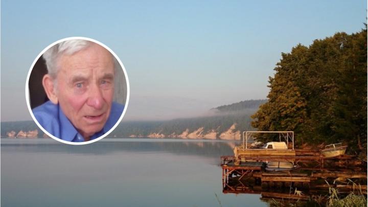 78-летнего пермяка, пропавшего весной на белом Renault, нашли погибшим