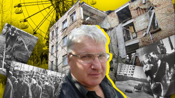 «Полгода это еще снилось, я вскакивал, командовал...»: история пермского ликвидатора, проведшего в Чернобыле 85 дней