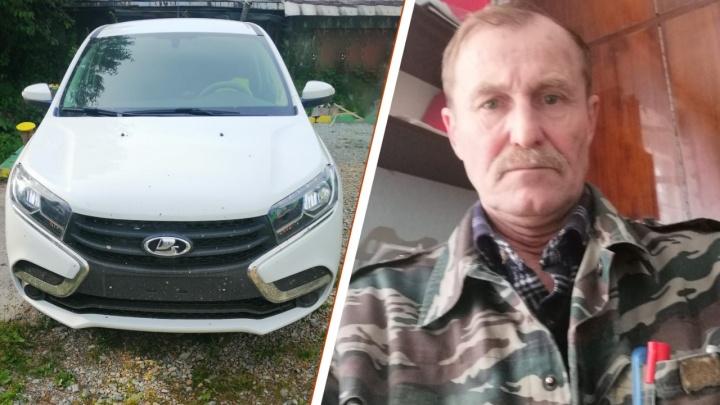 Купил Lada XRAY по цене Toyota Camry: в Екатеринбурге автосалон обманул ветерана труда