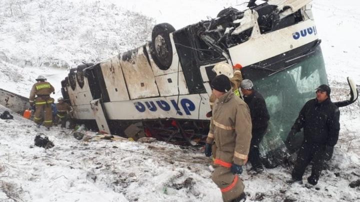 «Брат сидел с ней рядом»: в аварии автобусов под Тамбовом погибла волгоградка
