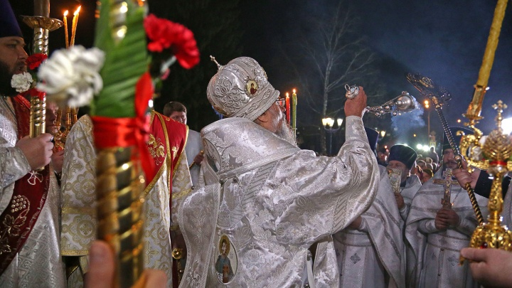 «Опасно остаться без храма на Пасху Христову»: священнослужители Уфы просят разрешения открыть церкви