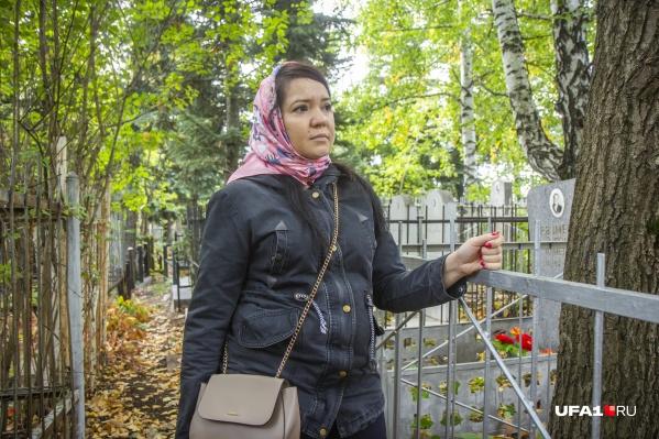 Активистка хочет, чтобы старейшие кладбища Башкирии привели в порядок