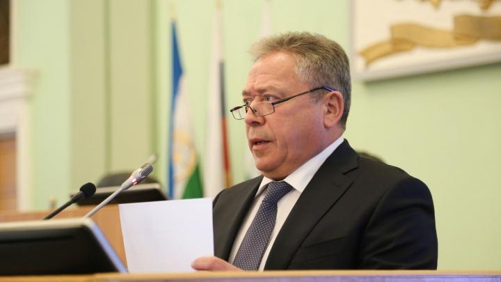 В Уфе мэр пригрозил чиновникам увольнением за свалку в центре города