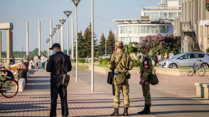 Почти пять тысяч человек в Нижнем Новгороде нарушили режим самоизоляции за всё время его действия