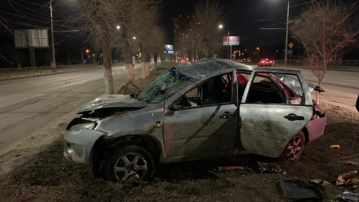 Девушка погибла: в полиции рассказали подробности страшной ночной аварии на проспекте Жукова