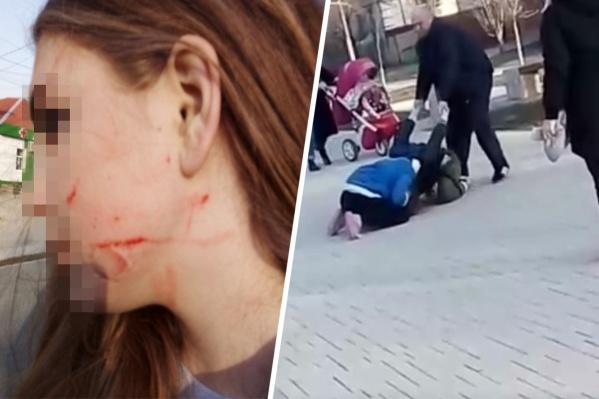 Девушка написала заявление в полицию, но переживает, что ситуацию замнут