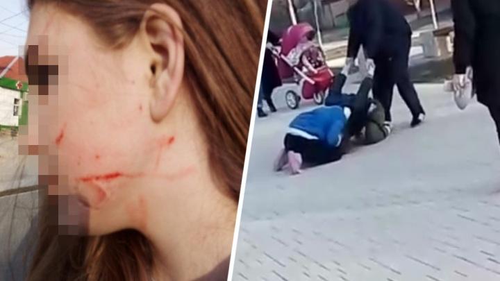 Отомстила за дочь: 13-летняя дончанка — о том, почему на нее напала взрослая женщина