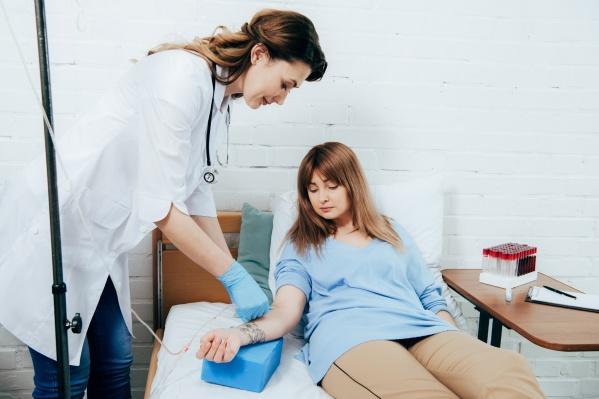 Чтобы понять, хватает ли организму железа, достаточно общего анализа крови