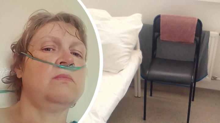 Жительница Челябинской области заявила в СК на врача, лечившую её маму от ОРВИ вместо COVID-19