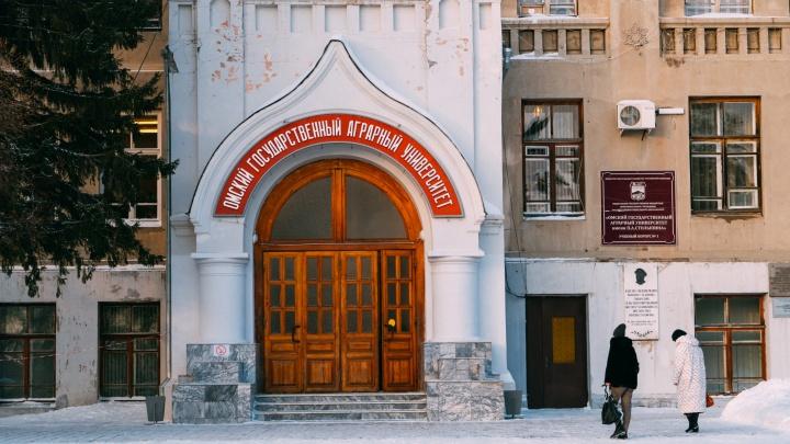 Стало известно, какие вузы в Омске выходят на очный формат обучения с понедельника