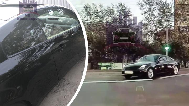 На Предмостной снова обстреливают машины — пуля попала в водительское окно