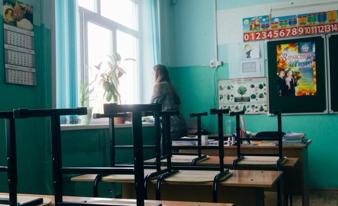 В первый день дистанционного обучения в Омске рухнули образовательные сайты для школьников