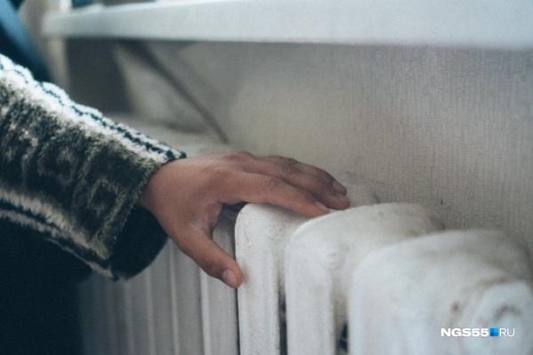 Омичи боялись, что останутся без тепла до ноября