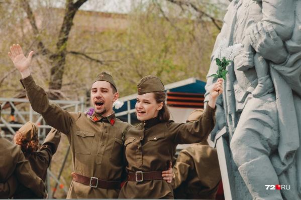В этом году праздновать годовщину Победы в Великой Отечественной войне будут дистанционно