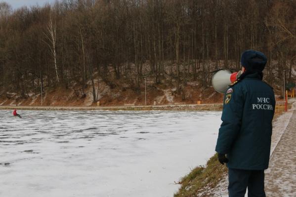 Рыбаков не напугала история о недавно утонувшем мужчине