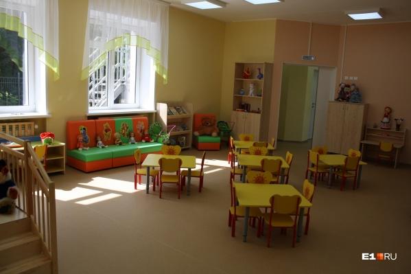 В штатном режиме детсады начнут работать 6 июля