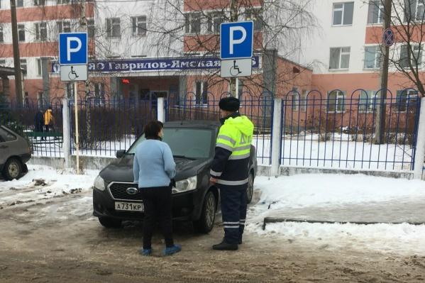 Рейды по выявлению нарушителей проходят в разных районах Ярославской области