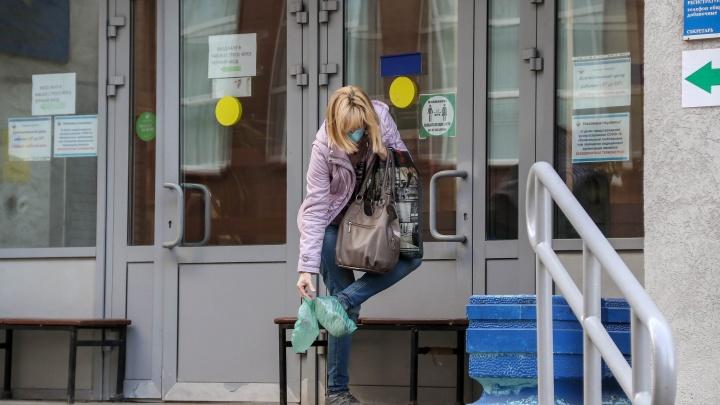 Карта заражений: в Дзержинске за сутки прибавилось свыше 50 заболевших