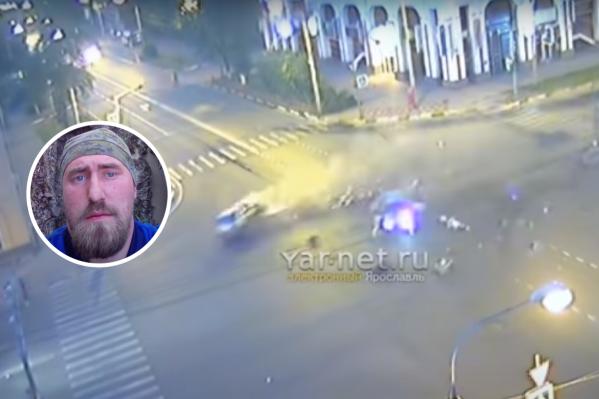 Дмитрий Хренов выжил в страшной аварии, о которой говорил весь Ярославль