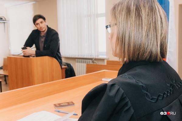 Заявление рассмотрели на внеочередномзаседании Квалификационной коллегии судей Самарской области