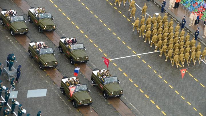 Пройдет ли 9 мая парад Победы? Отвечает ЦВО