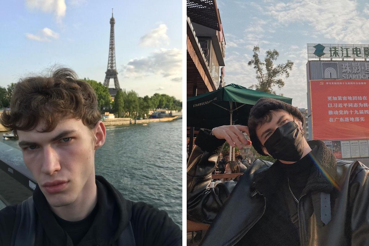 До пандемии Дмитрий часто работал за границей