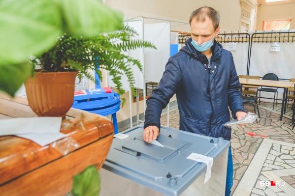 Голосование будет проходить по коронавирусным правилам