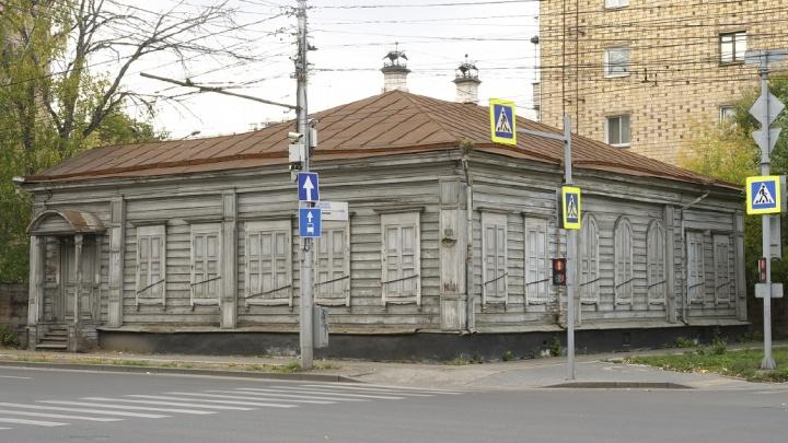 У «Агропрома» начинается реставрация старинного дома, где до ссылки гостил Ленин