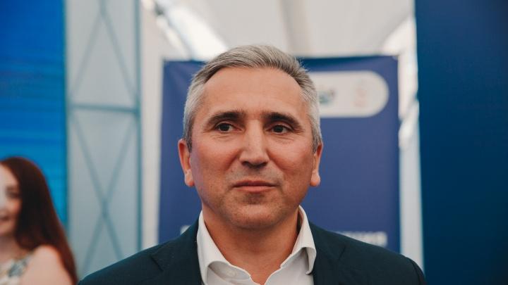 Губернатор Александр Моор в прямом эфире ответит на вопросы читателей 72.RU
