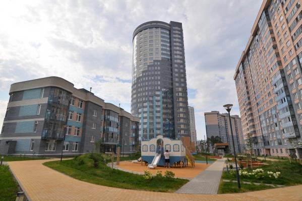 Квартиры в Екатеринбурге теперь продаются с беспроцентной рассрочкой при первом взносе от 50%